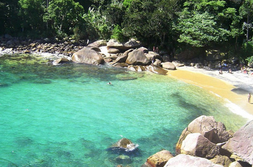 Angra dos Reis and Big Island