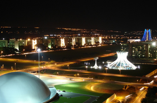 Civic Tourism in Brasilia