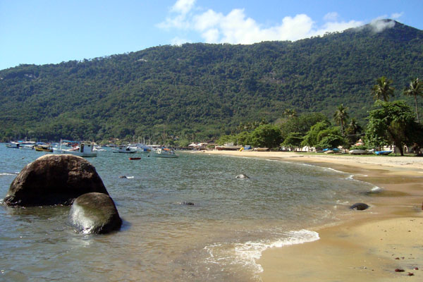 Beautifull Brazilian Beach
