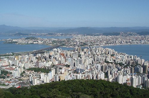Santa Catarina capital - Florianópolis
