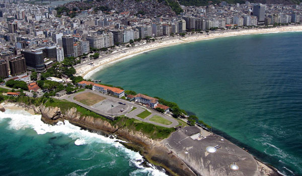 To Visit The Forte de Copacabana