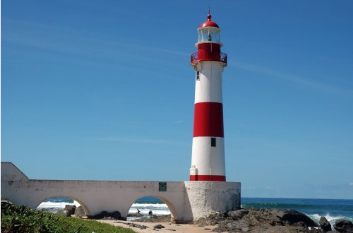 Itapuã Lighthouse