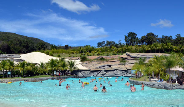 largest water park in South America